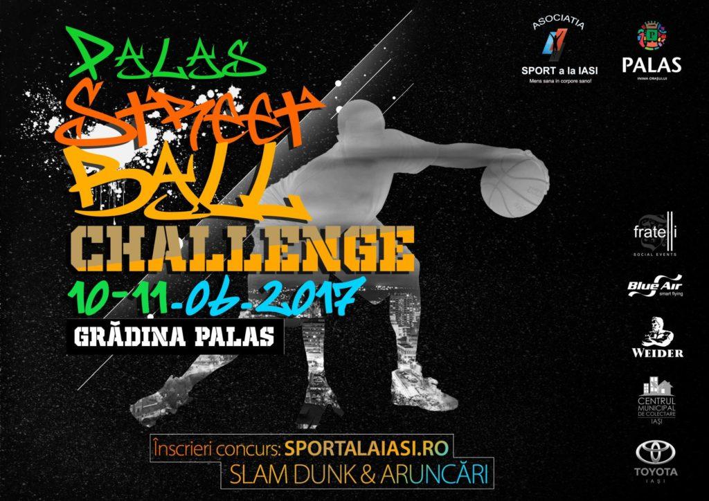 banner palas streetball challenge
